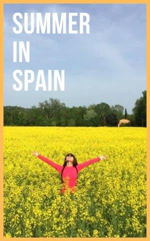 Summer Road Trips in Spain