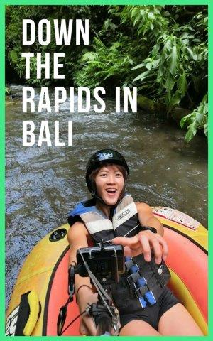 adventure sports and activities in bali indonesia