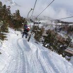 Ski lift up up up