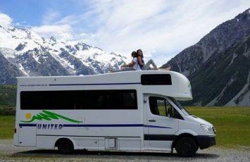 3 Boys 3 Girls 1 Campervan 1 NZ Road Trip