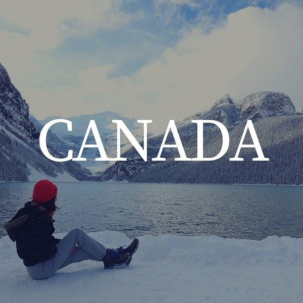 Lydiascapes Places Travelled - Canada