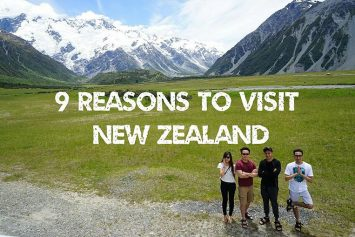 9 Reasons to Visit New Zealand | Lydiascapes Travel
