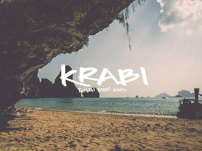 Krabi – Rock, Raw and Rustic