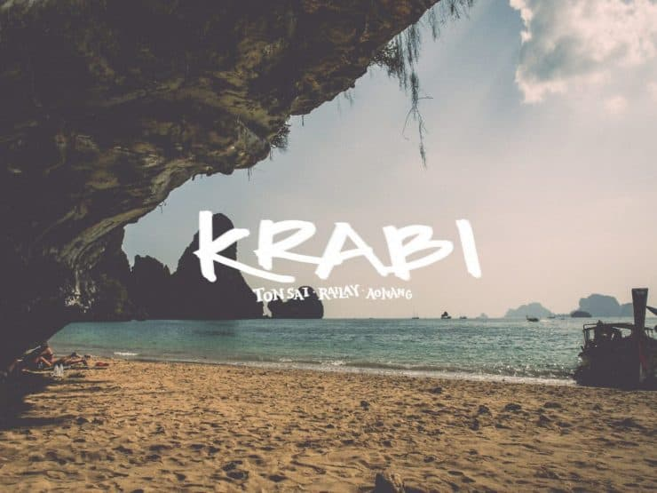 Krabi Climbing- Rock Raw Rustic | Lydiascapes Travel