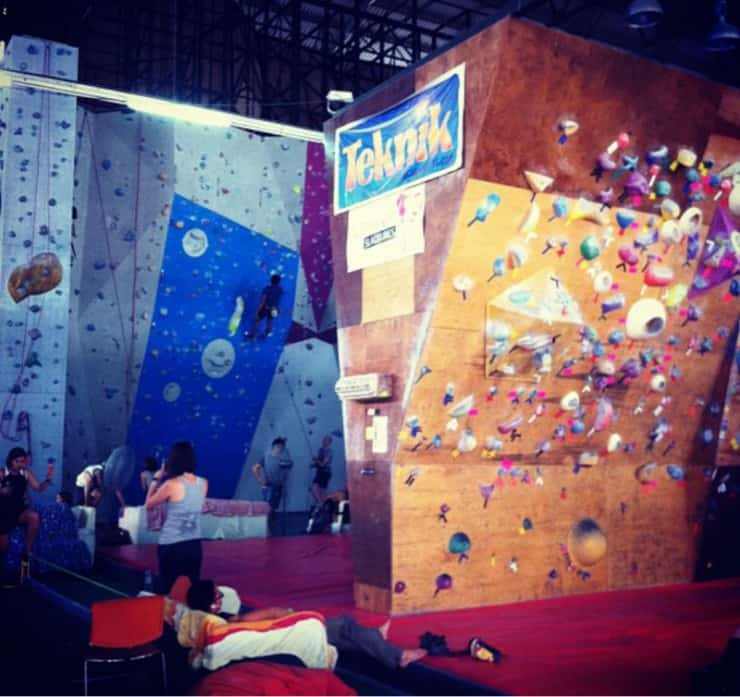 Onsight Climbing Gym | rock gyms in singapore