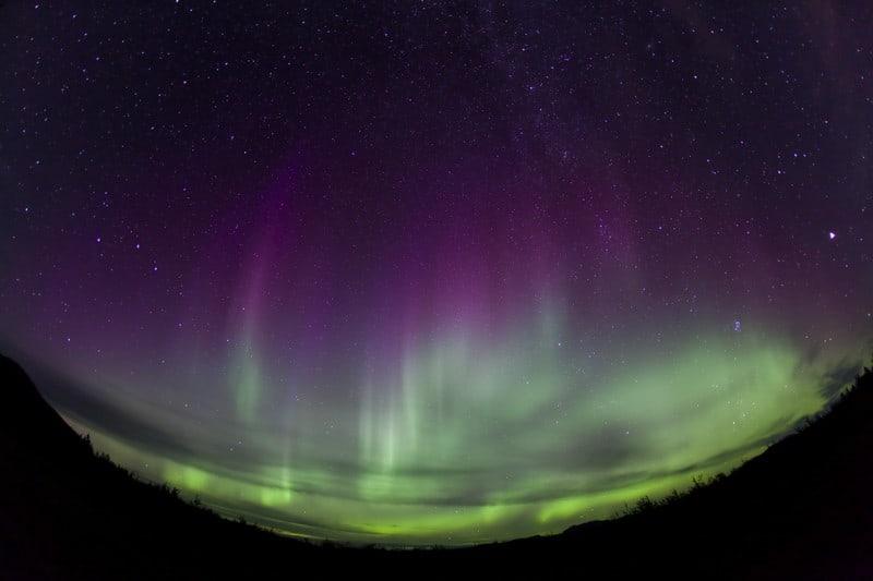 Aurora Borealis of Yukon