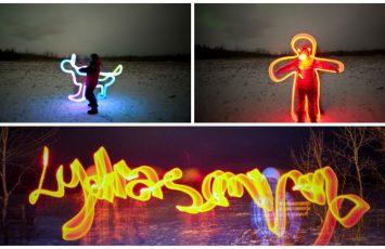 7 Ways to go crazy with light sticks this season | Whitehorse Yukon
