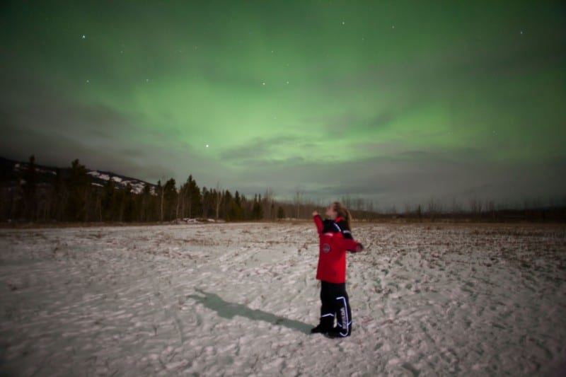 Of Northern Lights and Aurora Borealis | Whitehorse Yukon