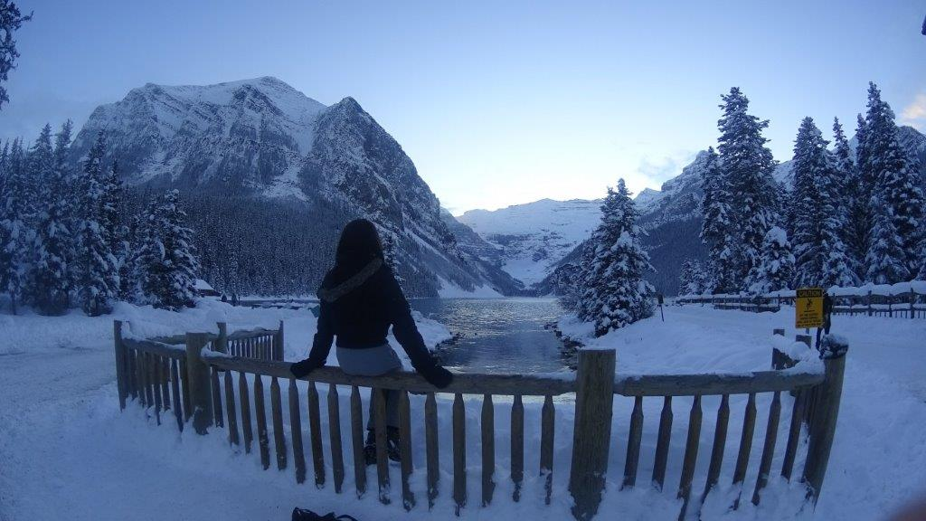 View of Lake Louise | Day Hikes in British Columbia