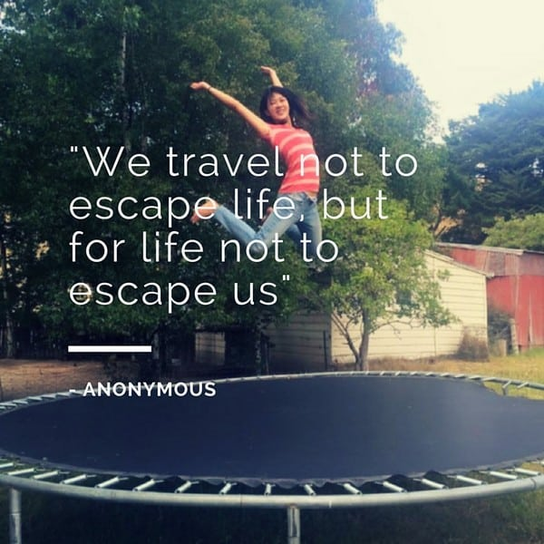 Lydiascapes Favourite Travel Quote #4 | Active Adventures