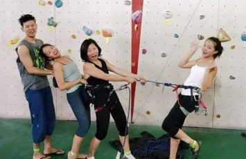 Beginners Guide to Top 19 Rock Gyms in Singapore