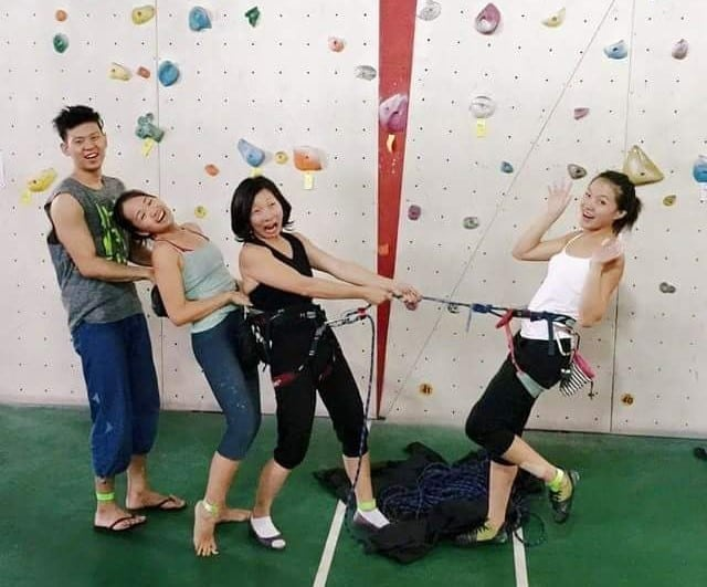 Beginners Guide to 11 Rock Gyms in Singapore