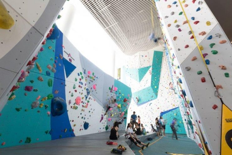 Cosy Gym in the East of Singapore | The Rock School Tampines Hub