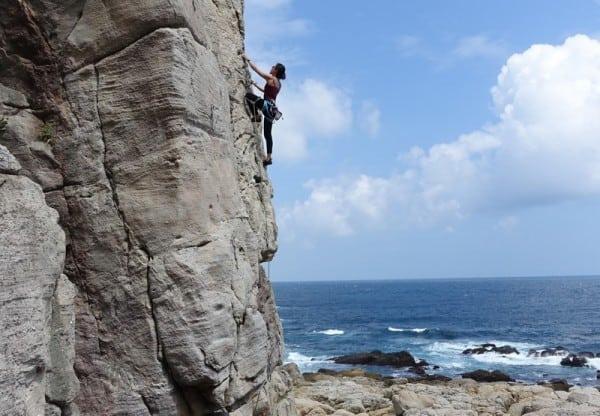 How Rock Climbing can change You