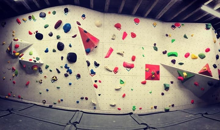 kinetics bouldering gym and rock gym singaporeans