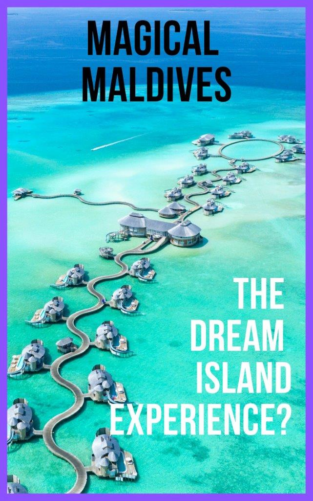 Maldives Bliss - Beach Paradise Come True