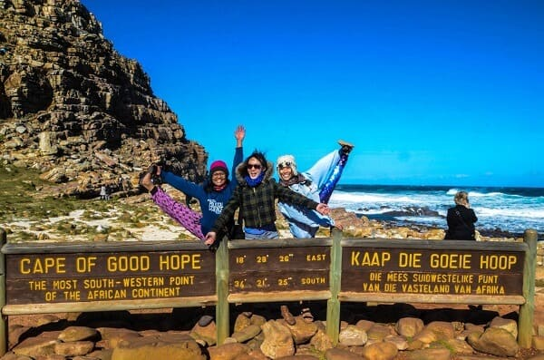 Singapore Women in Travel - Photo was taken at Cape of Good Hope in South Africa | Women Adventurers