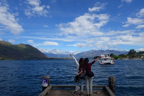 Singaporean Women in Travel - Shot was taken at Lake Wanaka in New Zealand South Island.  | Famous Female Explorers to be