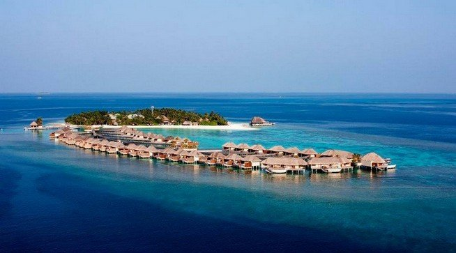 Overwater bungalows at W Maldives | My idea of island life