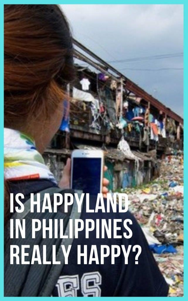 Happyland Philippines | Story of The Tondo Slums Smokey Mountain