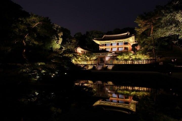 Moonligh Tour of Changdeokgung Palace - mode of transport