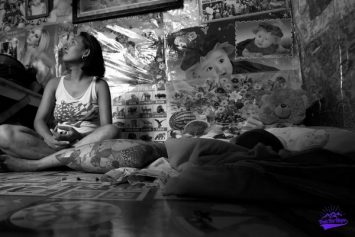 living day by day with renewed hope that there will be enough for the next day and the next day | homeless in manila