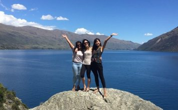 Amazing weather and fresh air in new zealand