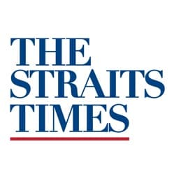 Image result for strait times logo