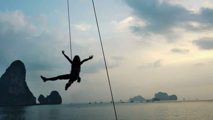 Rock climbing in ktabi thailand | Best Climbing Destinations