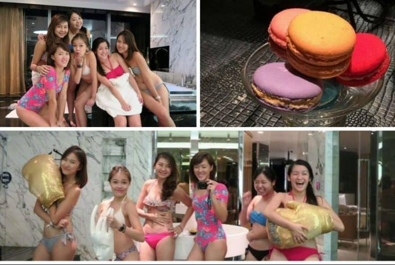 party like no tomorrow at W Bangkok - Bachelorette Getaway and Party  | Best Bachelorette Destinations in Asia