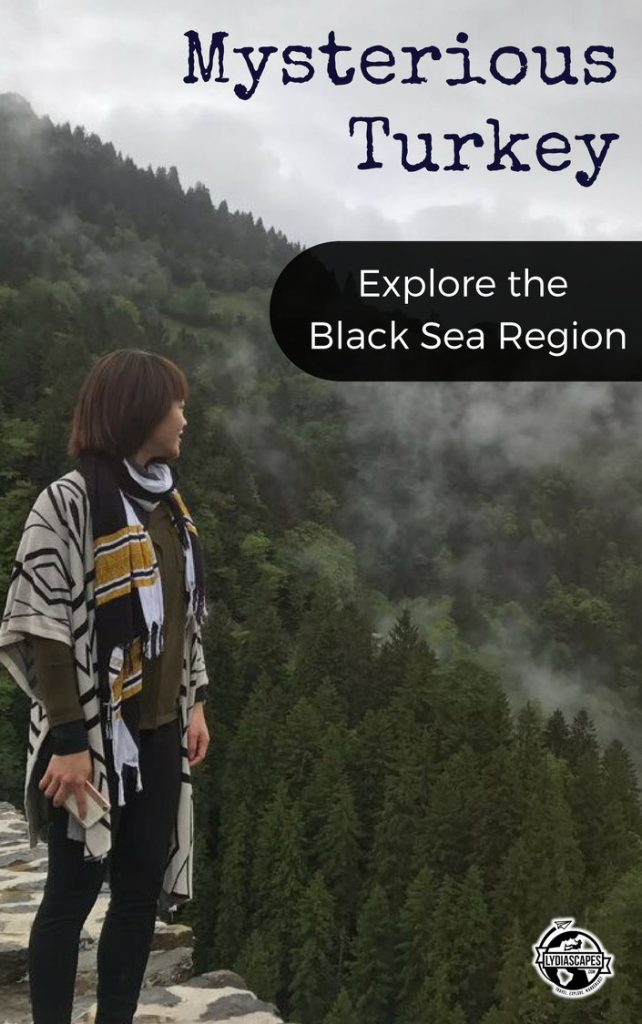 Explore the Black Sea Region of Turkey