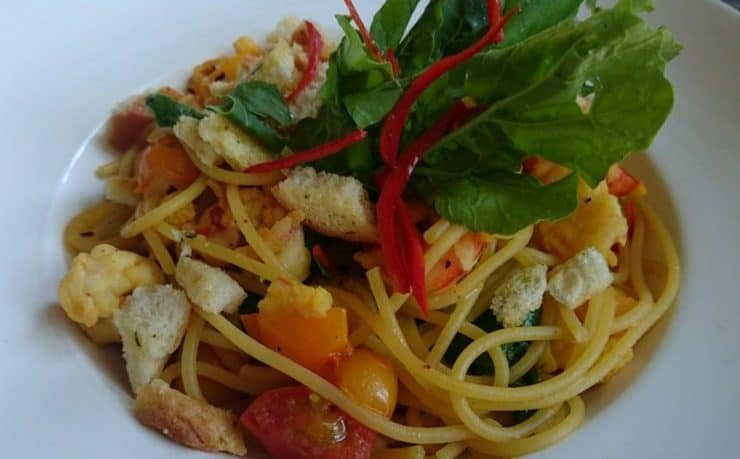 Best pasta in Bali at Petitenget. Located at Jl. Petitenget Raya No. 40X, Seminyak, Kabupaten Badung, Bali 80361, Indonesia     Affordable popular brunch cafes in Bali
