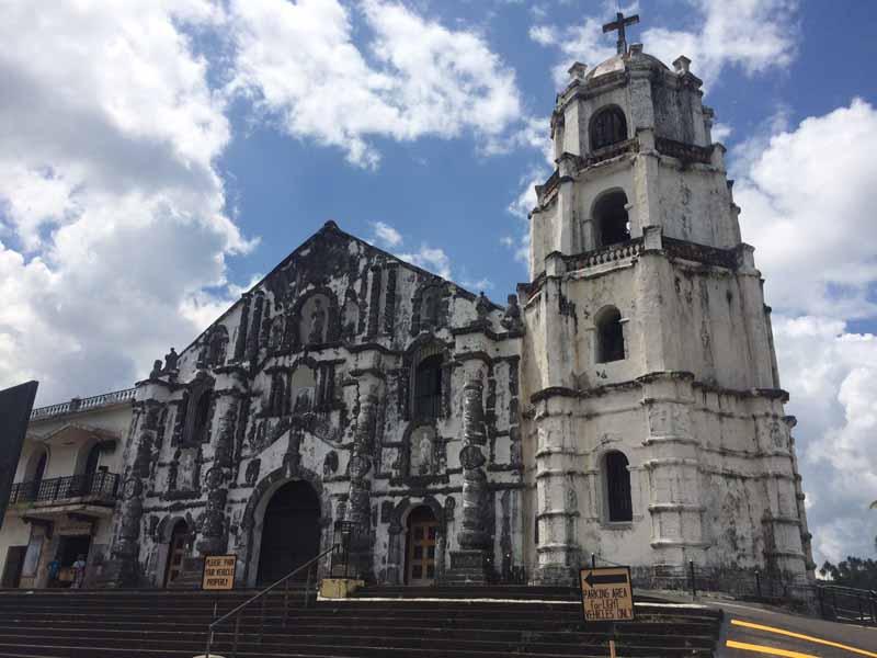 Daraga Church still in service up till this date. outdoor adventure in bicol region | Churches in Bicol