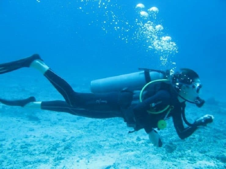 Diving at the surrounding reefs at Bali   Best Dive spots and reefs around bali for singaporeans