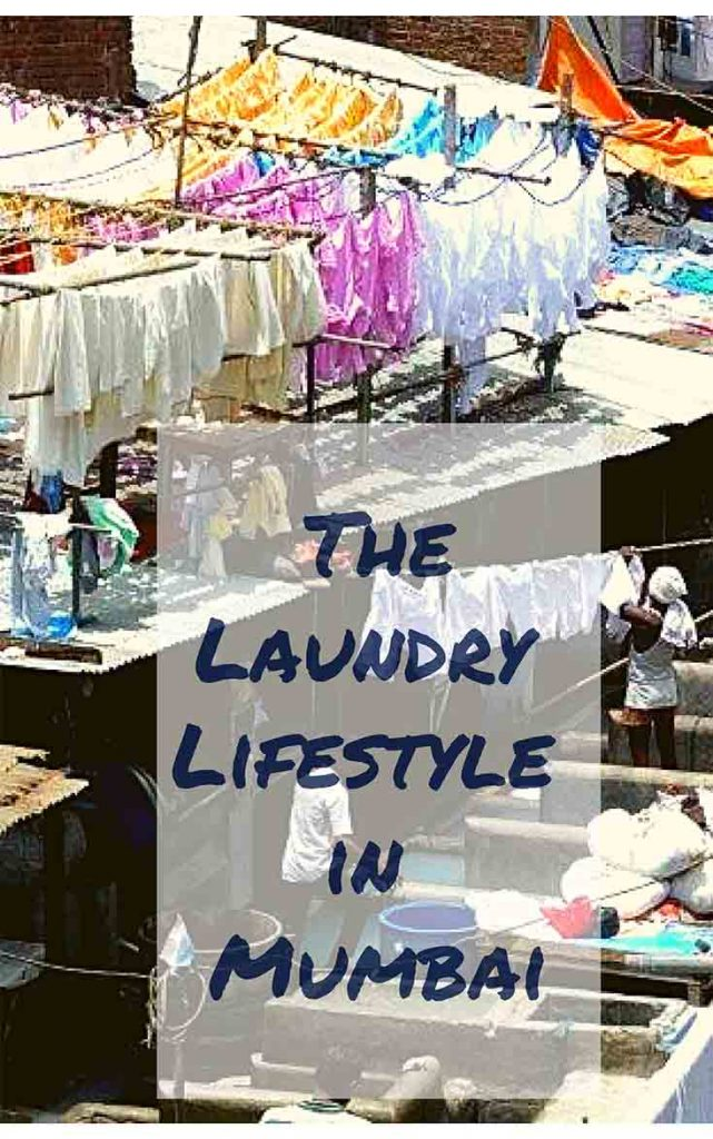 The laundry lifestyle in Mumbai