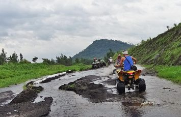 mayon volcano atv adventure