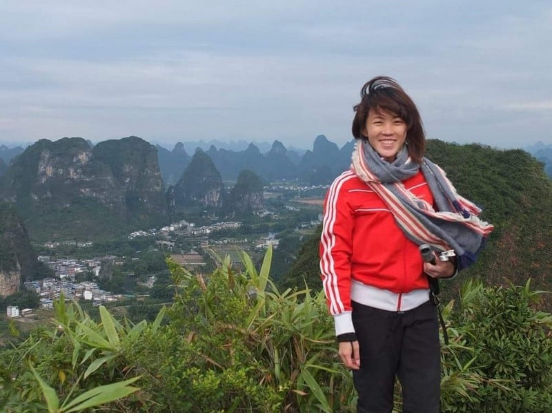 At the top of the world | Natural rock climbing in Asia and China