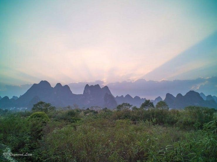 Yangshuo Rock Climber's Haven | Natural rock climbing in Yangshuo