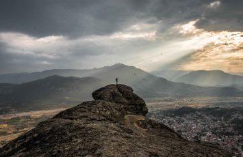 Meteora - Living Closer to the Heavens