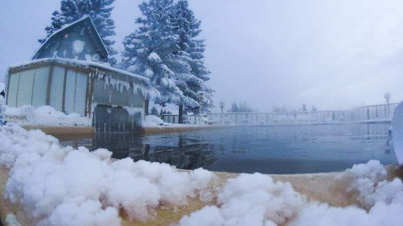 Yukon Hot Springs