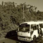 get around by coach in mauritius