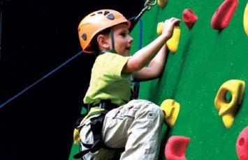 Why Rock Climbing is Good for Kids