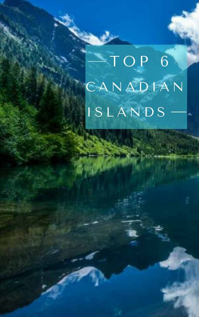 Canadian Islands | How many are there?