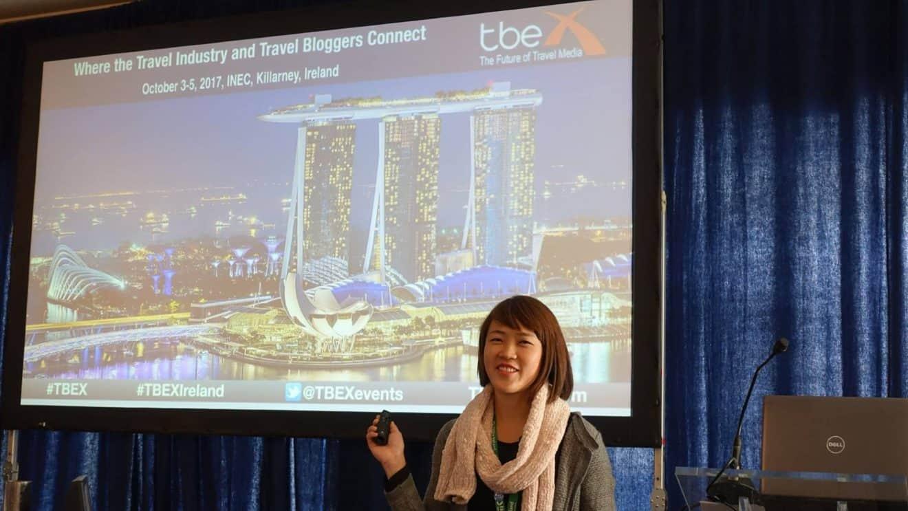 TBEX Europe 2017 at Ireland | Travel Blogger Exchange Speaker
