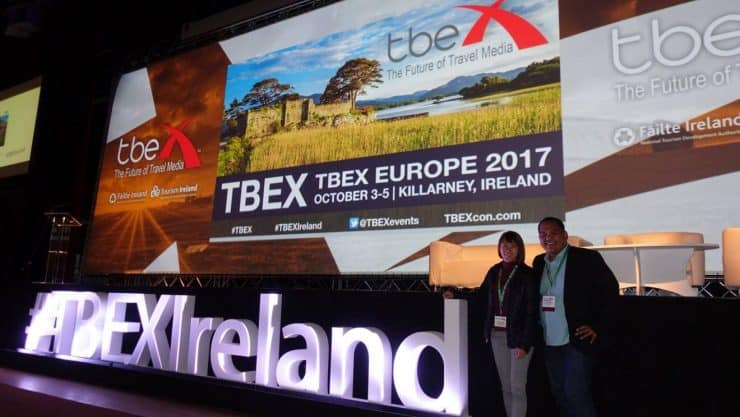 TBEX Europe 2017 at Ireland | Travel Blogger Exchange Speaker