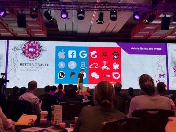 The China Giants takeover? | WIT Web in Travel Digital Marketing Conference 2017