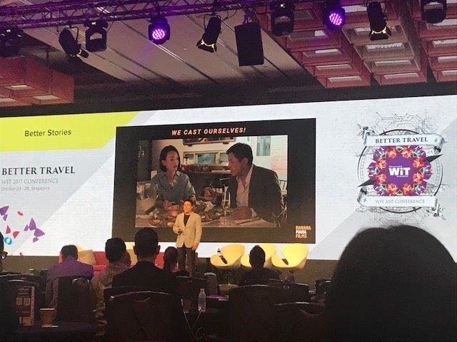 Storytelling to share experiences and promote destinations? | WIT Web in Travel Digital Marketing Conference