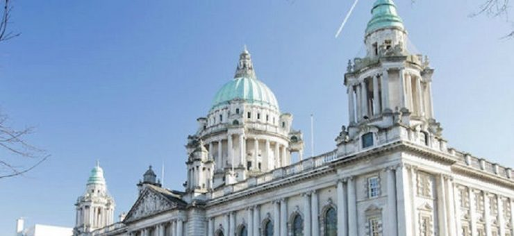 Bus Tours of Belfast City from Dublin - Exploring the city of Belfast. Photo credited to Finn McCools Tours.