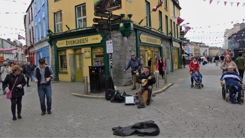 Bus Tours of Galway city from Dublin - Pretty charming small city of Galway