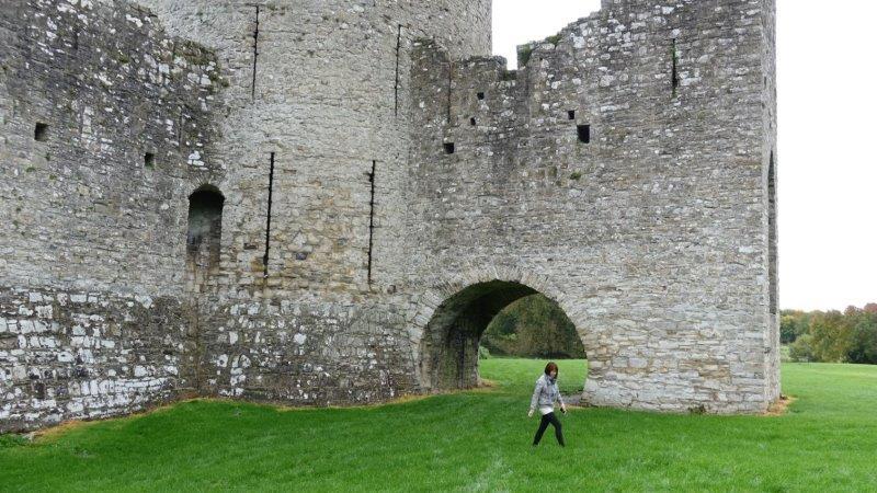 Castle walks and talks